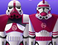 Stormtroopers StarWars