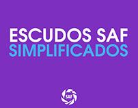 Escudos simplificados Superliga Argentina 18-19