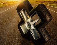 X tire