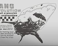 Illustration for apparel 2006-2008