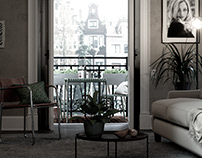 Another Scandinavian Interior
