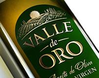Olives oil «VALLE DE ORO»