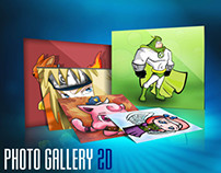 Photo Gallery 2d