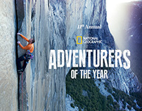 Adventurers of the Year