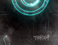 Tron - Legacy Poster