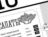 LOBBY bar main menu