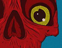Zombie & Skull