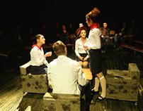 Theatre Play//Yugoholics.Group Yugotherapy/Jugopacenici