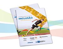 Folder - 3ª Conferência Brasil-Alemanha de Inclusão