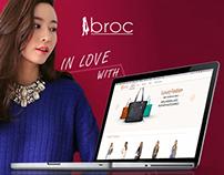Broc | Shopping cart