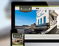 Hotel on Boulevard website