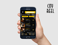 City Reel mobile application