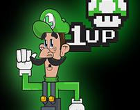 Twitch / Mixer LIVE Stream: Nintendo's Luigi