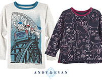 Andy And Evan Fall 2017 Boys And Girls Surface Designs