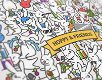HOPPY & FRIENDS