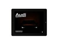 Audi magazine iPad app