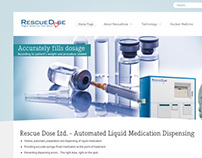 Website for Rescuedose