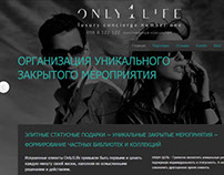 Website for Only1Life