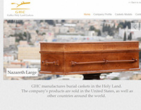 Website for GHC Galilee Company