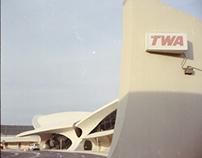 TWA (Trans World Airlines), Eero Saarinen, 1962.