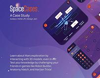 SpaceCases - Adobe x NASA JPL Design Jam