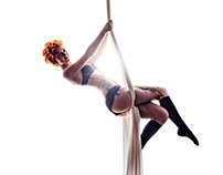 Redhead Highkey Acrobatics