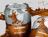 Café Cola - Juan Váldez.  Red File Studio
