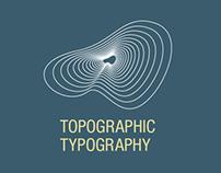 Topographic Typography