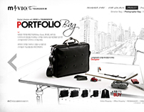 2008 Samsung industry MVIO Bag Promotion Site
