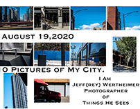 August 19,2020 Ten Pictures of My City