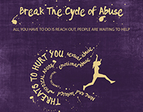 Break The Cycle Of Abuse  |  Campaign