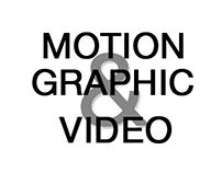 MOTION GRAPHIC&VIDEO