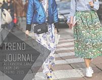 Trend Journal Spring 2015