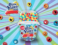 Packaging design Bon Yurt Candy Pops