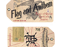 Main Hang Tag for Flag and Anthem