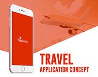 Travel IOS App Concept