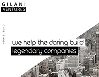 Ventures   New quick & simple website