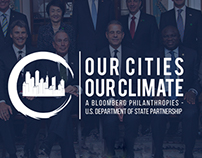 Our Cities, Our Climate Branding 2015