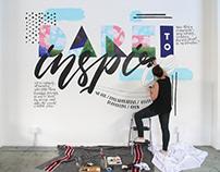 Dare to Inspire Mural