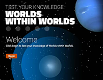 Worlds within Worlds: A Quiz using HTML Code