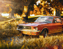Mustang 60s