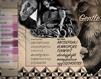 Mood Board for Gentle Ears Website