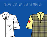 My High School Movie Cover Design