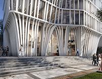 Fabara building visualization