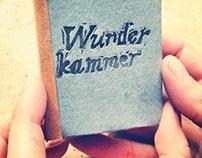 Wunderkammer - Room blue