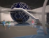 BA Diploma Project - Exploratorium for children