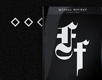 """""""Fur-Fur"""" Magazine design"""