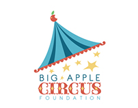 Big Apple Circus Re-Branding