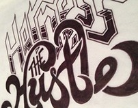 Hand Lettering: Harness the Hustle