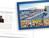 Jewel Robinson Postcard